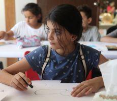 منتدى الفنون البصرية..فضاء فني وتربوي لتنشئة الأجيال في رام الله