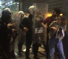 الائتلاف المدني لتعزيز السلم الأهلي وسيادة القانون يدين حالة الاعتداء على المتظاهرين اثناء الوقفة الاحتجاجية التي نظمت في رام الله