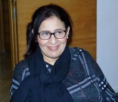 الفنانة التشكيلية نعيمة السبتي ضيفة شرف في ملتقى رؤى عربية للفنون التشكيلية بمصر
