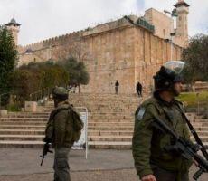 الاحتلال يصدر أمراً بمصادرة أجزاء من الحرم الإبراهيمي في الخليل