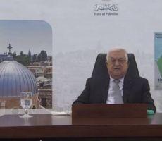 الرئيس أمام الأمم المتحدة: أمامَ الاحتلالِ عامٌ واحدٌ للانسحاب من الأراضيِ الفلسطينيةِ وقد طفحَ الكيل والوضعُ أصبحَ لا يُحتمل