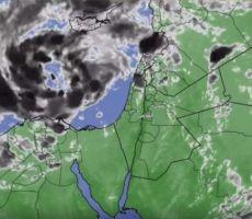 تفاصيل كاملة عن الإعصار الذي سيؤثر على مصر والأردن وفلسطين .. الأرصاد تطلق هذه التحذيرات