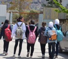 إغلاق مدرسة في نابلس بسبب كورونا