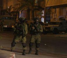 الاحتلال يعتقل شابا من تقوع جنوب شرق بيت لحم