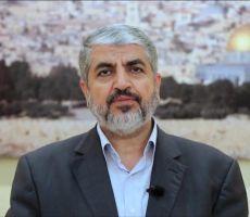 خالد مشعل والمستقبل الفلسطيني المشترك