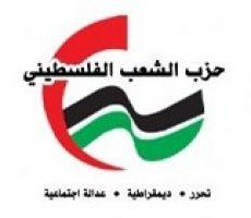 فلسطين: حزب الشعب يدعو الى ضرورة بناء حركة موحدة من أجل العدالة الاجتماعية والديمقراطية