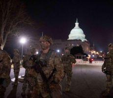 قبيل تنصيب بايدن.. انتشار عسكري غير مسبوق بواشنطن