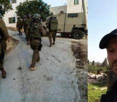 شاهد : الاحتلال ينشر فيديو اعتقال مواطن ويتهمه رسميًا بقتل مستوطنة