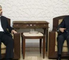 وساطة إيرانية بين حماس ونظام الأسد؟