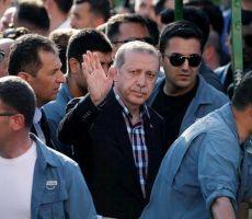 """محاولة لاغتيال """"أردوغان""""!"""