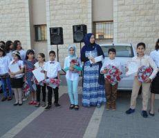 انطلاق مشروعي القارئ الصغير والكتابة الإبداعية في مدارس كفرمندا