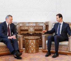 روسيا تستأجر ميناء طرطوس السوري لمدة 49 عاما