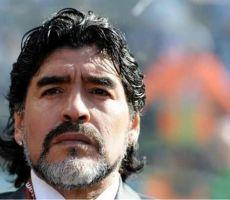 مارادونا ينتقد 'السباق الثنائي' على الكرة الذهبية