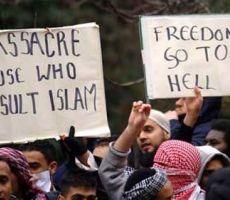 معضلة العنف و الهمجية في الصراعات الفكرية الإسلامية...نهاد الزبير
