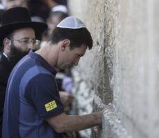 الصراع من أجل جلب ميسي إلى القدس