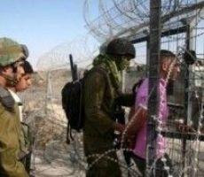 الاحتلال يعتقل مواطنين على حدود غزة