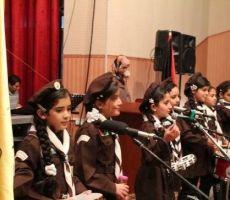 تربية الخليل تنظم المهرجان الختامي للانشطة الطلابية للعام 2014