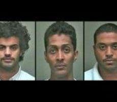 3 مبتعثين سعوديين يغتصبون رجلاً في أمريك