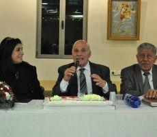 احتفالٌ ماسيٌّ للشّاعر جورج فرح في حيفا!/  آمال عوّاد رضوان
