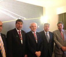 توقيع اتفاقية تعاون بين وزارتي العمل البرازيلية والفلسطينية في برازيليا