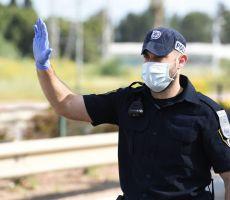إصابة قائد حرس الحدود الاسرائيلي بكورونا