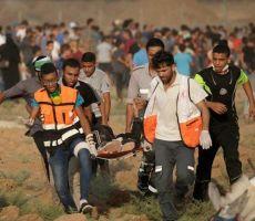 استشهاد الشاب ساهر عثمان في قطاع غزة
