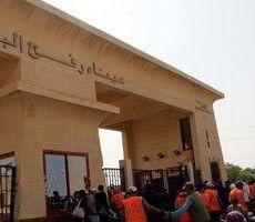 مصدر: إغلاق معبر رفح بين مصر و
