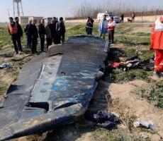 إيران: الطائرة الأوكرانية أُسقطت بخطأ بشري