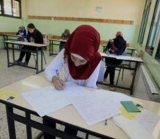 78400 طالب يتوجهون لأداء امتحان الثانوية العامة