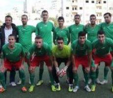 نادي بيت أمر ..نصفه الأول في الملعب والثاني في سجون الاحتلال