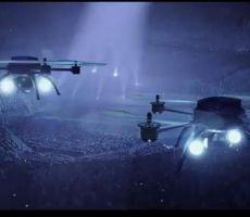 هولندا تُحضر لأول عرض جوي ثلاثي الأبعاد بطائرات بلا طيار