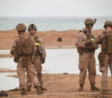 امريكا تمنع جنودها من حمل الهواتف للشرق الاوسط