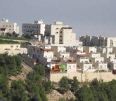 مخطط اسرائيلي لبناء ألف وحدة استيطانية في القدس.