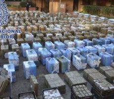 إسبانيا توقف عصابة مخدرات مسلحة لها صلة بإمام متشدد