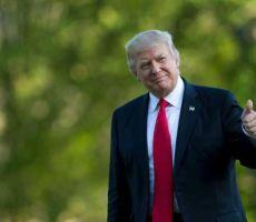 ترامب يشكر كيم على العرض الخالي من 'النووي'