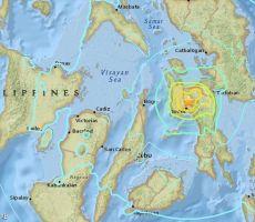 زلزال عنيف في الفلبين.. وتحذيرات من موجات تسونامي