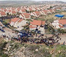 اسرائيل:خطة لإسكان مليون مستوطن في الضفة والمصادقة على بناء 2000 وحدة استيطانية جديدة
