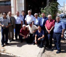 الاتّحاد القطريّ للأدباء الفلسطينيّين – الكرمل يلتقي الاتّحاد العامّ للكتّاب والأدباء الفلسطينيّين في رام الله