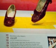 مليون دولار لمن يدلي بمعلومات عن حذاء جارلاند
