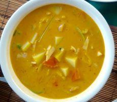 دراسة: حساء الدجاج يحمي من أعراض البرد المرضية