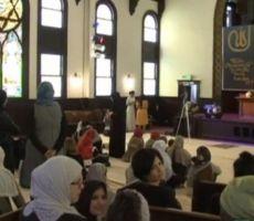 افتتاح أول مسجد تؤم فيه امرأة في الدنمارك