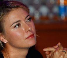 شارابوفا تنتقد 'افتراء' الإعلام في قضية المنشطات
