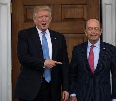 'ملك الإفلاس' وزيرا للتجارة الأميركية