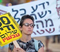 أربعون الف إسرائيلي ضد الإحتلال ...حمادة فراعنة