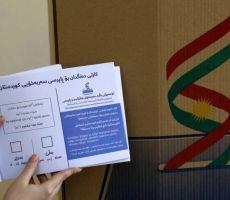 أكراد العراق يقترعون في 'استفتاء الاستقلال'