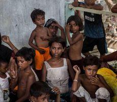 340 ألف طفل من الروهينغا 'منبوذون وبائسون'
