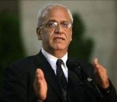 عريقات: حماس غير مطالبة بالاعتراف بإسرائيل