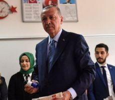 أردوغان: الشعب التركي كلفني برئاسة البلاد