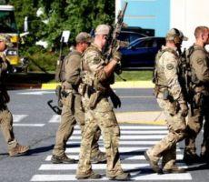 5 قتلى في هجوم مسلح على مقر صحيفة أمريكية