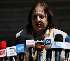 وزيرة الصحة: تسجيل 7 اصابات جديدة بفيروس كورونا ليرتفع العدد الى 320 في فلسطين